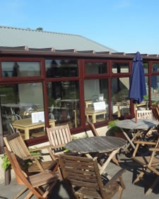 Farletonview Fishery Tea room