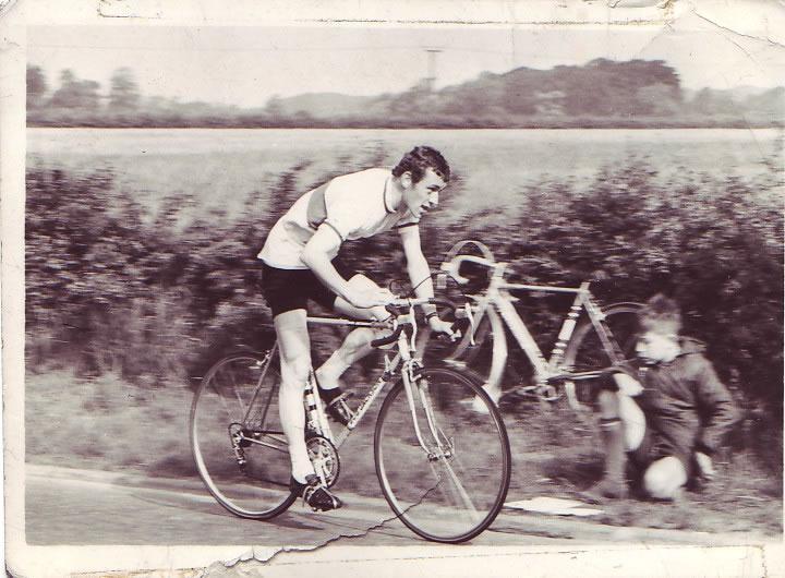 John Davies - Racing