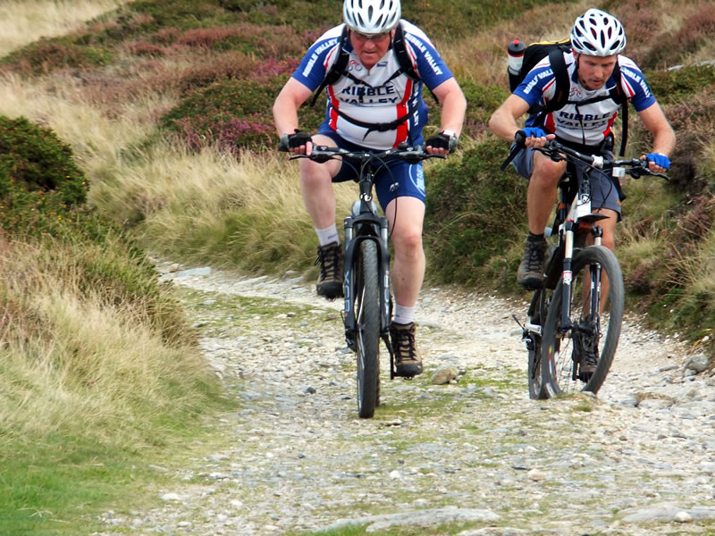 RVCRC MTB - Moutain Bike - John & Dave
