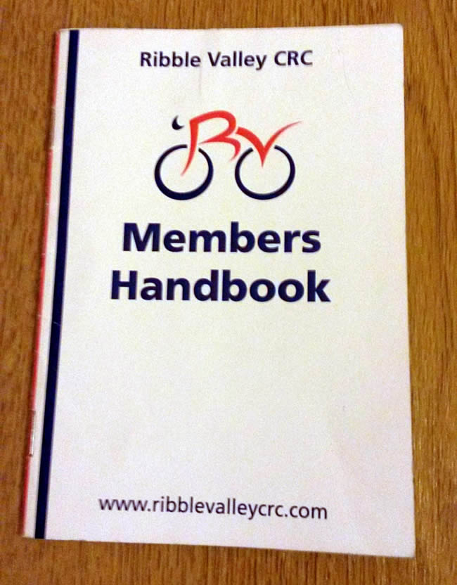 RVCRC Members Handbook