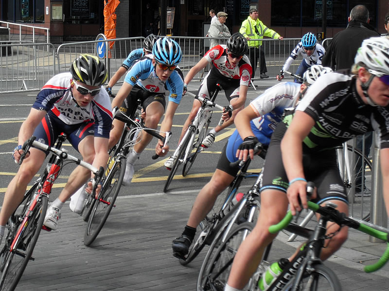 Ribble Valley Cycling Racing Club - Lee Carter Racing