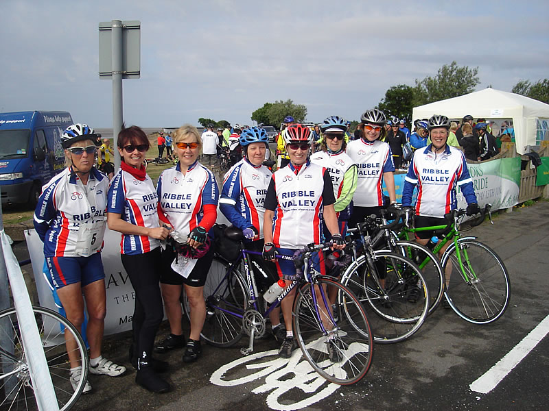 Regular Cycling Events, Charity Rides & Social Weekends