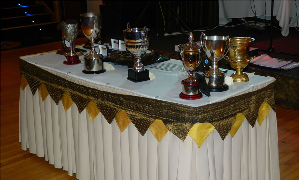 Annual Dinner Prizes
