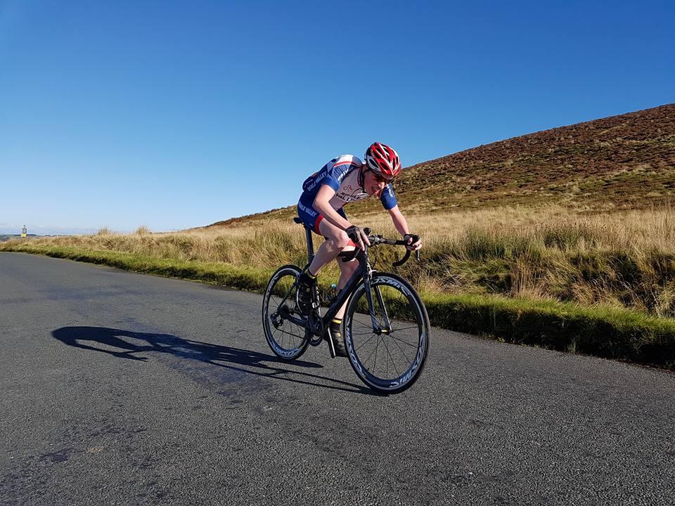 Paul Nelson - RVCRC Hill Climb 2016
