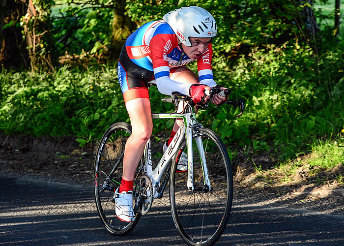 Andrew - RVCRC PETTS Time Trial 2017